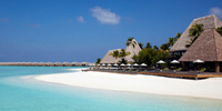Condé Nast Traveler 2012 names Anantara Kihavah Villas in its prestigious 'Hot List'