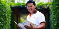 "Discover the real Bangkok with Anantara Bangkok Riverside's ""Streetwise Guru"""