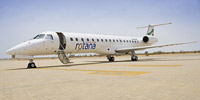 New regional jet service from Abu Dhabi to Desert Islands Resort